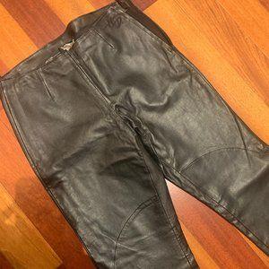 Harley-Davidson Black Leather pants / NWT